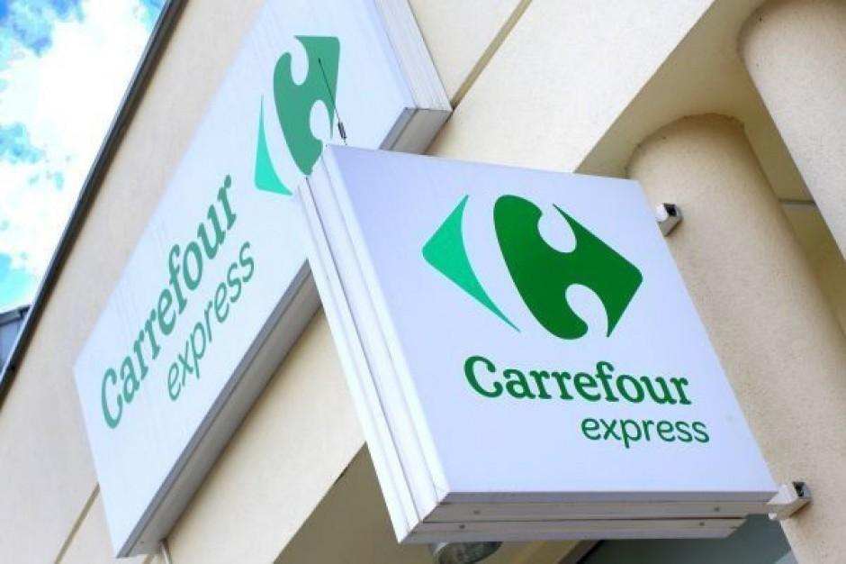 Carrefour powiększa sieć sklepów franczyzowych