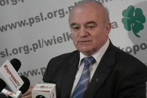 Premier spotkał się z kandydatem na ministra rolnictwa Stanisławem Kalembą