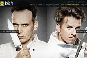 Nowa kampania Lidla ma zmienić podejście Polaków do gotowania