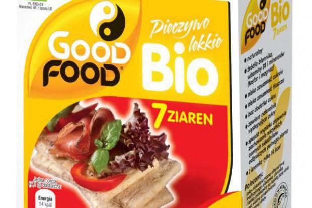 Pełnoziarniste pieczywo Bio od Good Food