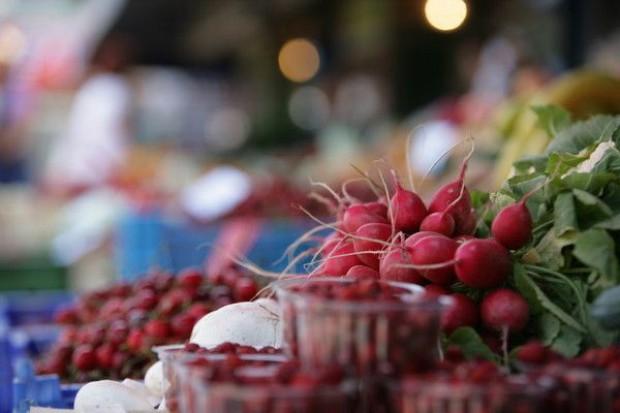 W Broniszach duża podaż owoców i warzyw