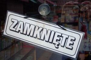 65-proc. wzrost upadłości sklepów detalicznych