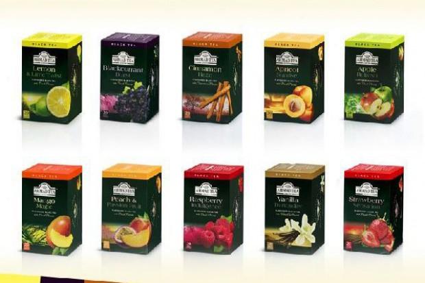 Herbaty Ahmad Tea w nowych opakowaniach
