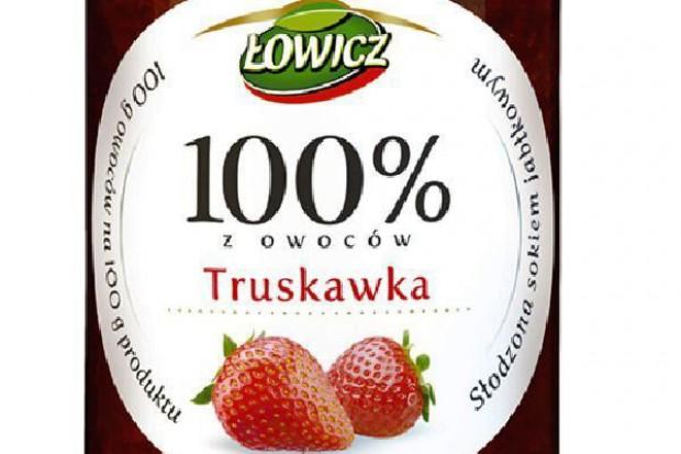 Dżem premium z Łowicza