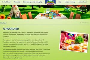 Hochland ma 52 proc. udziałów w rynku serów topionych