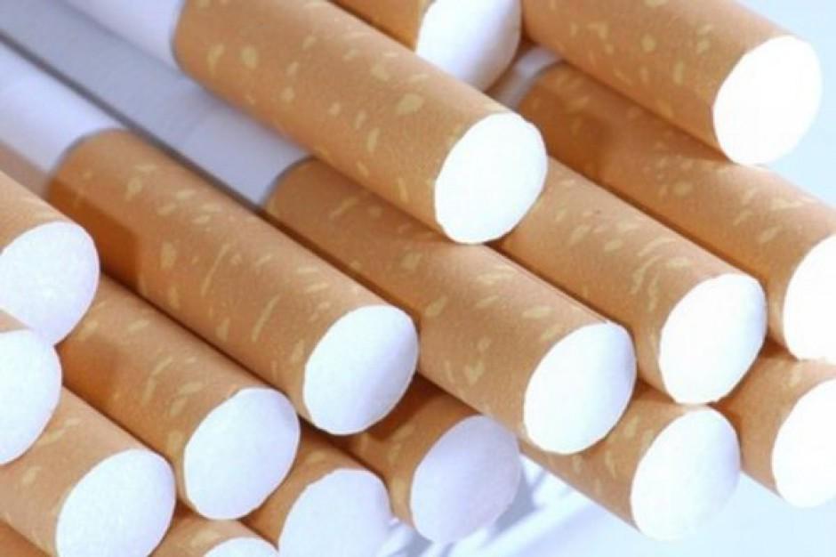 Zakaz umieszczania logo producentów na paczkach papierosów