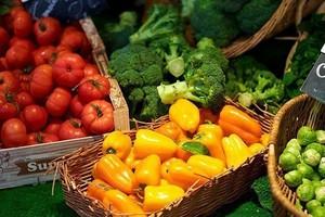 Ceny owoców i warzyw w Broniszach podobne do ubiegłorocznych