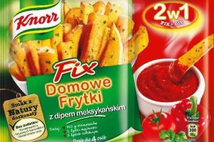 Fix Knorr Domowe Frytki z dipem