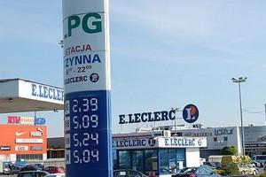 E.Leclerc będzie inwestował w sieć stacji paliw