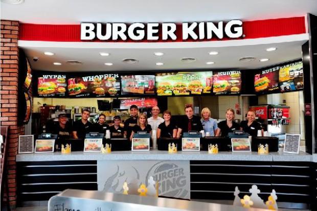 AmRest chce wzmocnić obecność marki  Burger King w największych aglomeracjach Polski