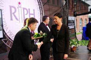 XVIII Gala Regionalnej Izby Przemysłowo-Handlowej w Gliwicach
