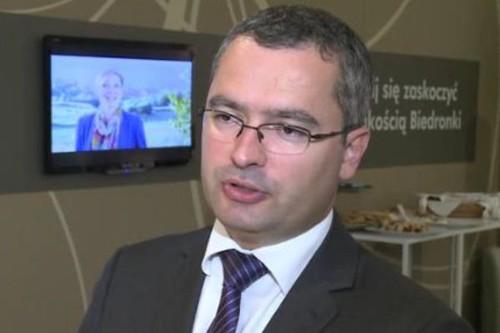 Dyrektor Biedronki: Uruchomimy dwie ważne inwestycje w jednym dniu