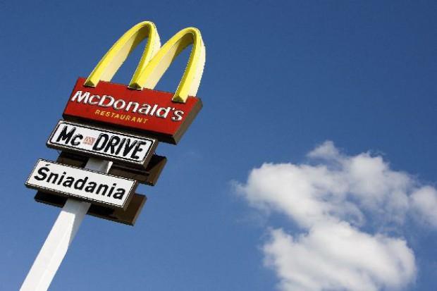McDonalds będzie informował o liczbie kalorii w serwowanych daniach