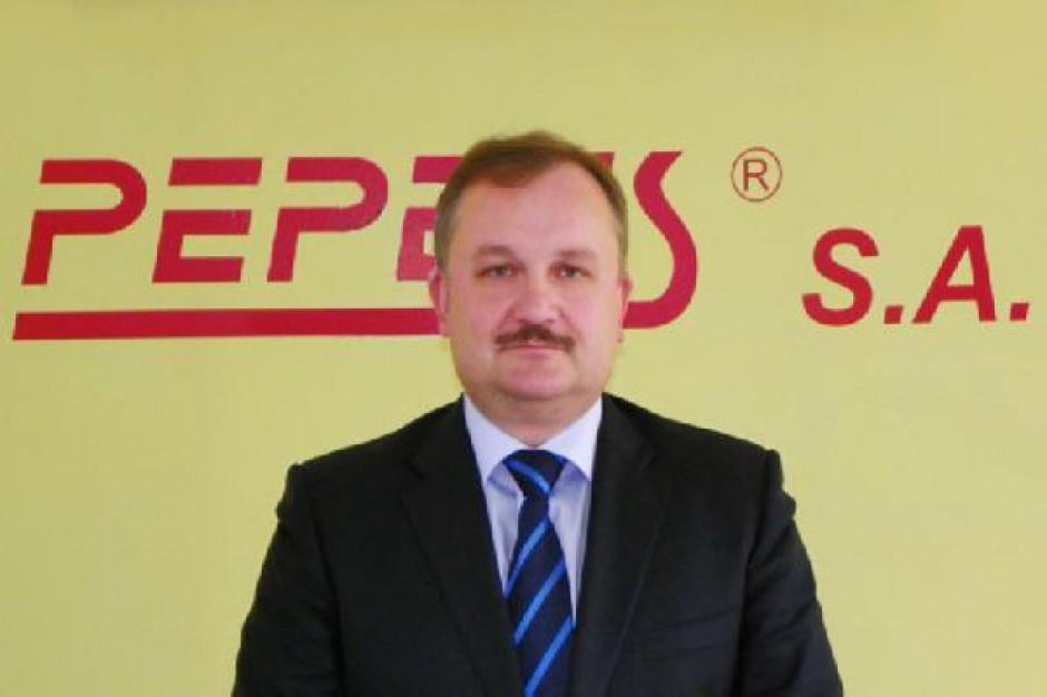 Prezes Pepees o planach zakupu Trzemeszna i powstaniu Polskiej Skrobii