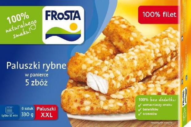 Paluszki rybne w panierce 5 zbóż marki FRoSTA