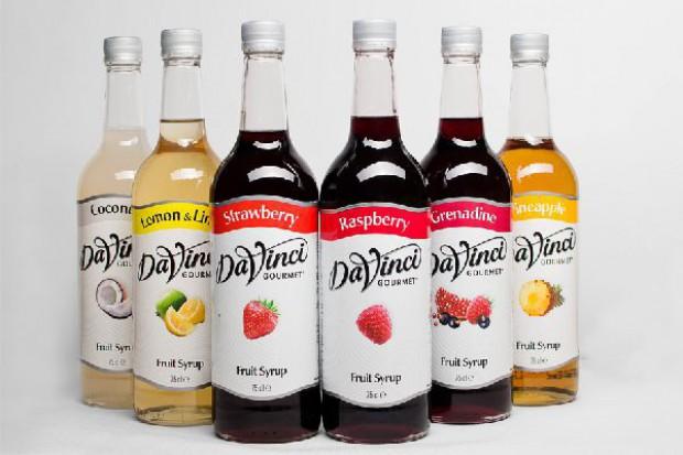 Syropy DaVinci Gourmet Fruit