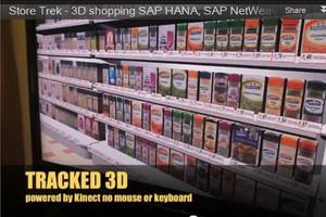 Store Trek. Tak będzie wyglądał e-sklep przyszłości w 3D? (video)