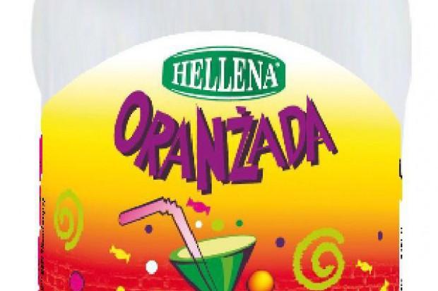 Impulsowe Oranżady marki Hellena