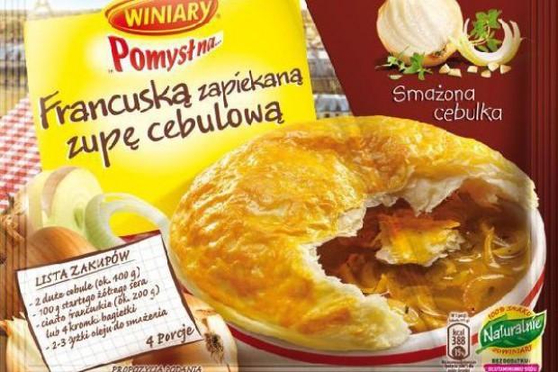 Nowa linia Winiary Pomysł na… zupę