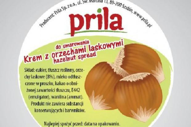 Porcjowany krem orzechowy w ofercie Prila