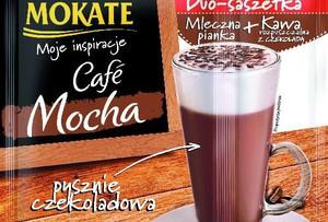 Cafe Mocha i Cafe Macchiato od Mokate
