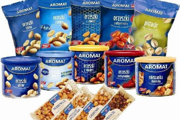 Aromat Snack: Sprzedano markę, a teraz do kupienia jest zakład i grunty