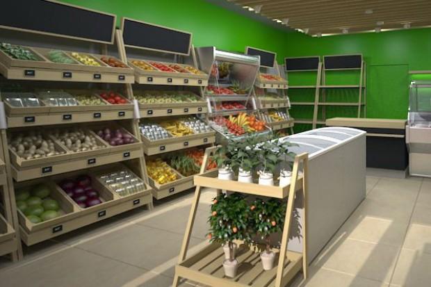Czerwona Torebka uruchamia  Warzywnik - sieć w nowym koncepcie handlowym