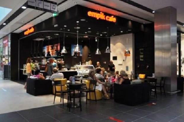 Empik sprzedał swoje udziały w sieci Empik Cafe