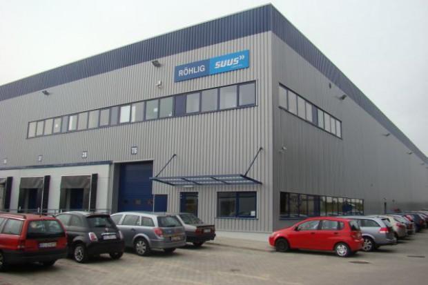 Łódzki oddział Rohlig Suus Logistics w nowej lokalizacji