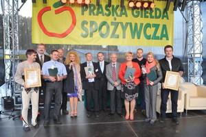 VII Wystawa Produktów Tradycyjnych i Ekologicznych Polskie Smaki