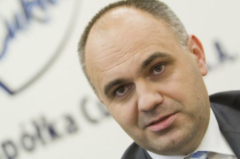Prezes KSC: Prywatyzacja spółki w obecnym trybie powinna skończyć się sukcesem