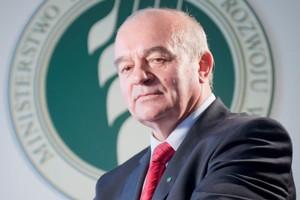 Minister rolnictwa: Zbyt wysoka cena pszenicy nie jest korzystna dla rolników