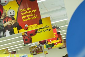 Do 2015 r. udział Biedronki w polskim rynku wzrośnie do 20 proc.?