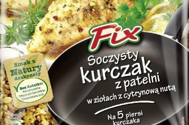 Fix soczysty kurczak z patelni od Jana Niezbędnego i marki Knorr