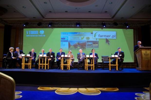 Uczestnicy V FRSiH: Tylko współdziałanie producentów i handlu pomoże oprzeć się recesji