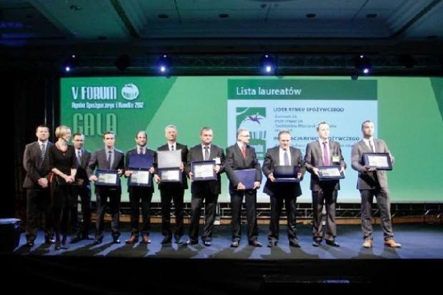 Wręczono doroczne Nagrody Rynku Spożywczego 2012
