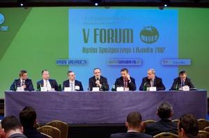 Finansowanie rozwoju firm spożywczych - relacja z debaty