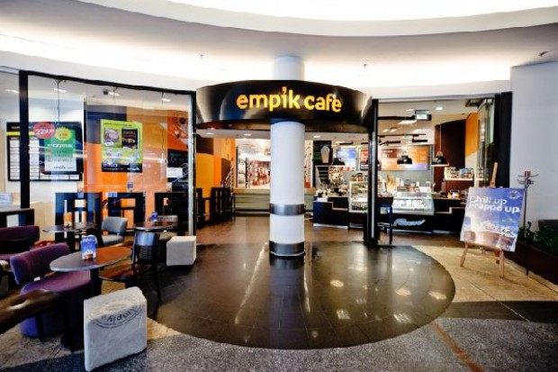 Dyrektor Empik Cafe: Plan rozwoju na 2013 r. zakłada otwarcie kilkunastu placówek