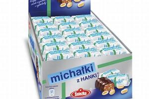 """Śnieżka-Invest wygrywa proces o znak towarowy cukierków """"michałki z Hanki"""""""