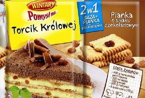 Winiary Pomysł na… ciasta bez pieczenia