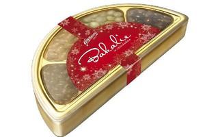 Limitowana edycja bakalii w czekoladzie Goplana