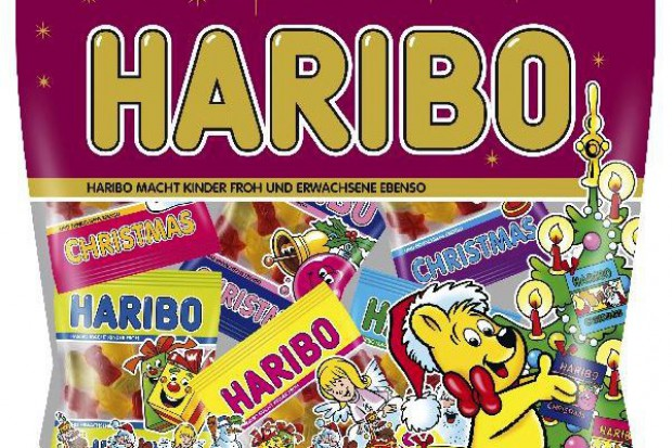 Bożonarodzeniowa oferta Haribo