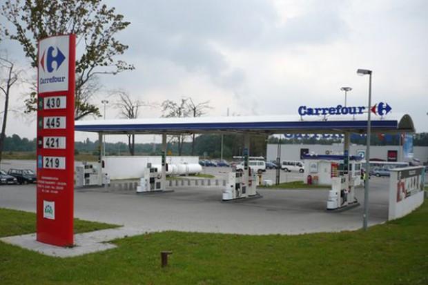 Carrefour liderem rynku przymarketowych stacji paliw