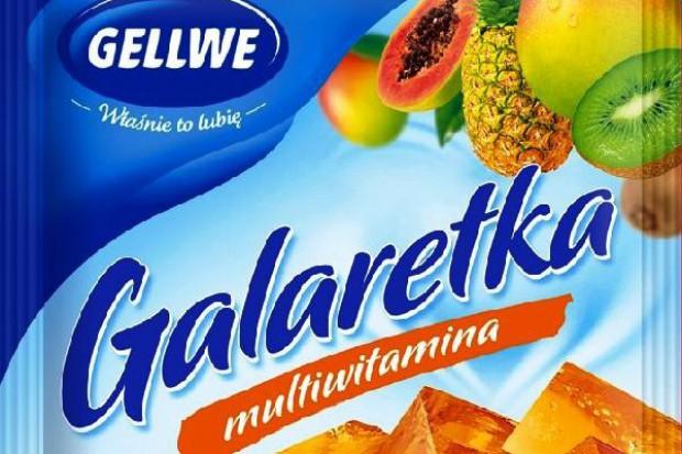 Gellwe wprowadza galaretki o smaku multiwitaminy
