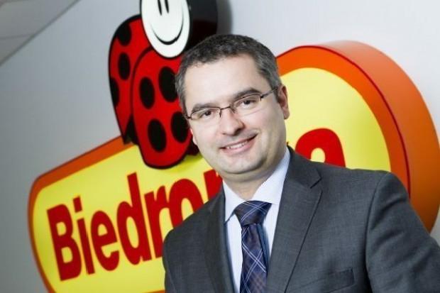 Dyrektor Biedronki: Do końca 2015 r. otworzymy 3000 lokalizacji. To nadal priorytet