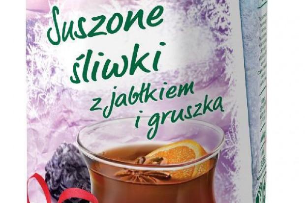 Zimowe smaki napojów Hortex