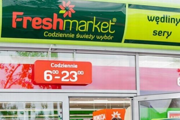 Freshmarket chce mieć 400 sklepów na koniec 2013 r.