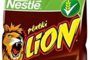 Nestle rozszerza markę Lion na płatki śniadaniowe