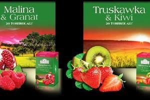 Dwie nowe zielone herbaty od Ahmad Tea