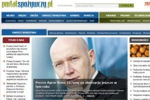 Rekordowe wyniki oglądalności serwisu portalspozywczy.pl